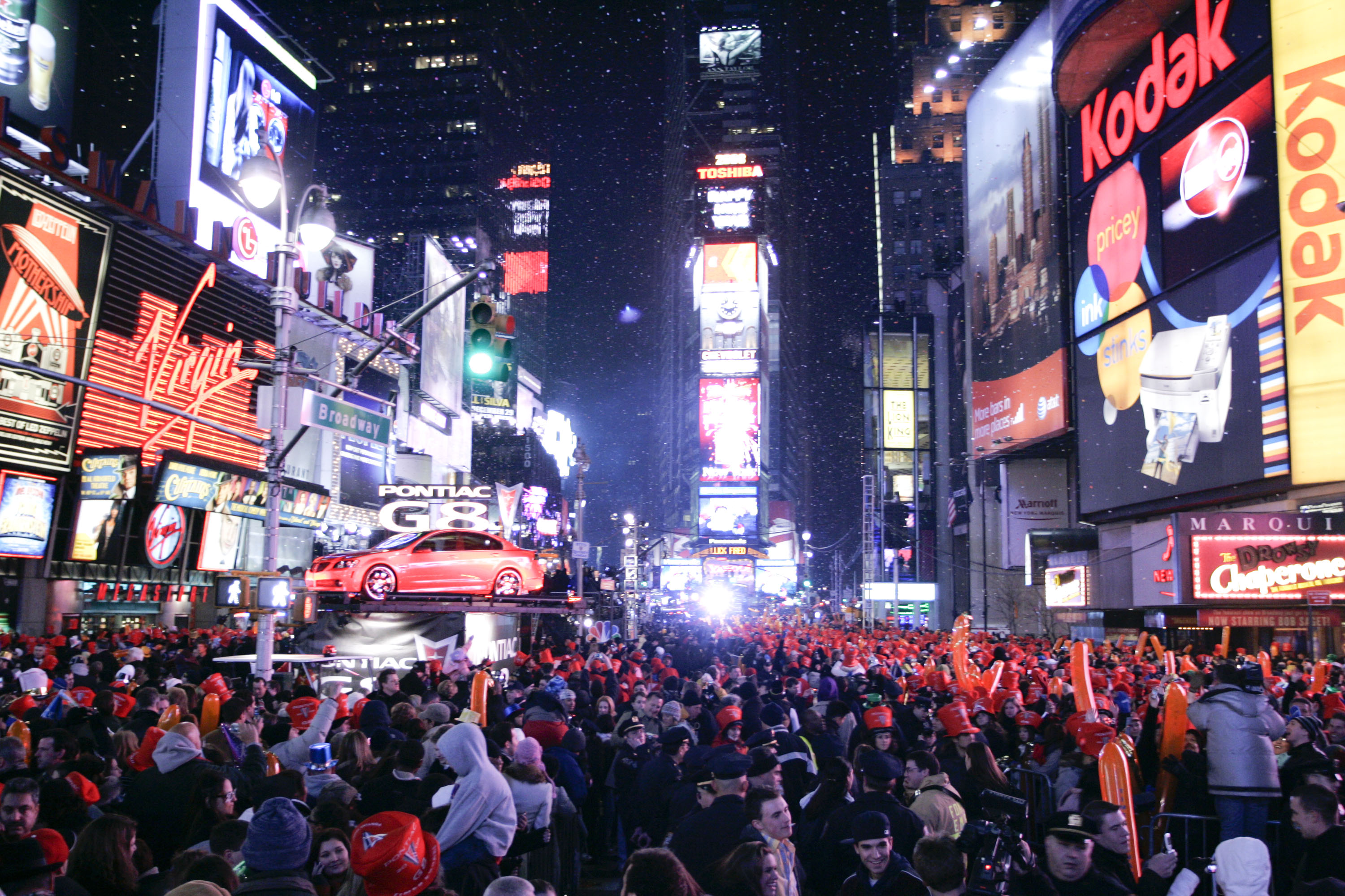 New Year's Eve – New York