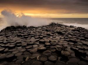 Giants Causeway -  Ireland