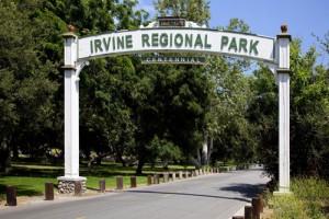 Irvine Regional Park Pregnancy Anncouncement